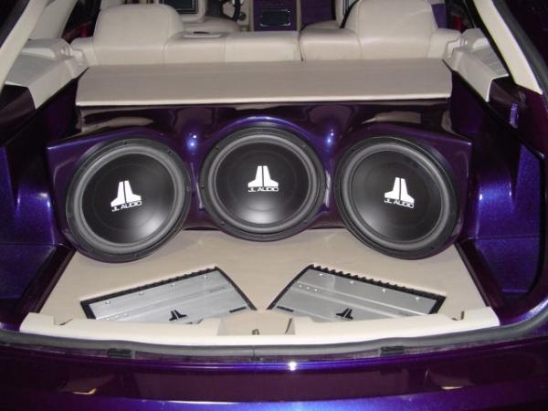 Custom Car Audio Car Audio Installation Eastpointe Mi Jl Audio