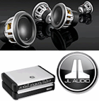 Subwoofers Amplifiers Grosse Pointe MI - Wow Electronics - JLaudio