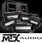 Harley Audio Systems Sterling Heights MI - Wow Electronics - MTX