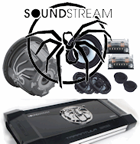 Car Sound Systems Roseville MI - Wow Electronics - SoundstreamAudio