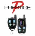 Car Alarm Systems Clinton Township MI - Wow Electronics - Prestige