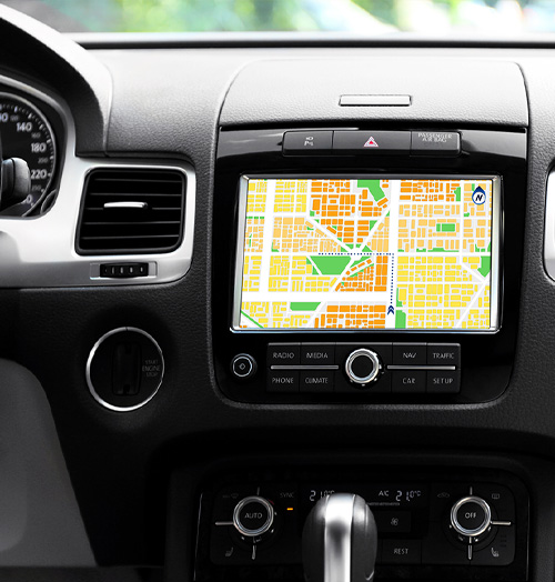 In Car Navigation: GPS Systems Installation | Wow Electronics - navigation