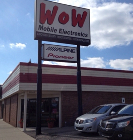 Contact Wow Electronics SE Michigan - Car Sound System Installation - location-clinton